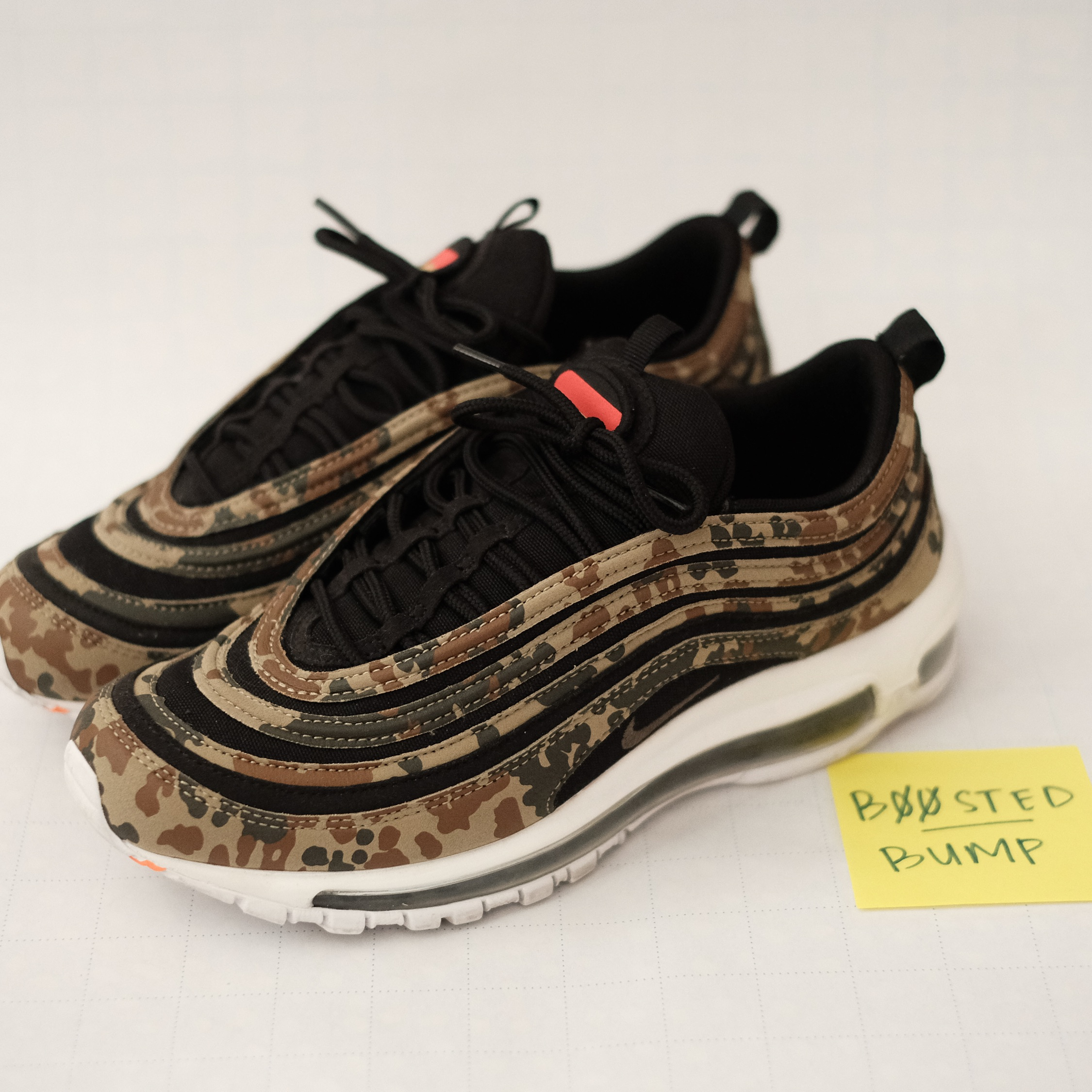 """best service 7dad0 cfde9 Nike Air Max 97 """"Country Camo Pack Germany"""""""
