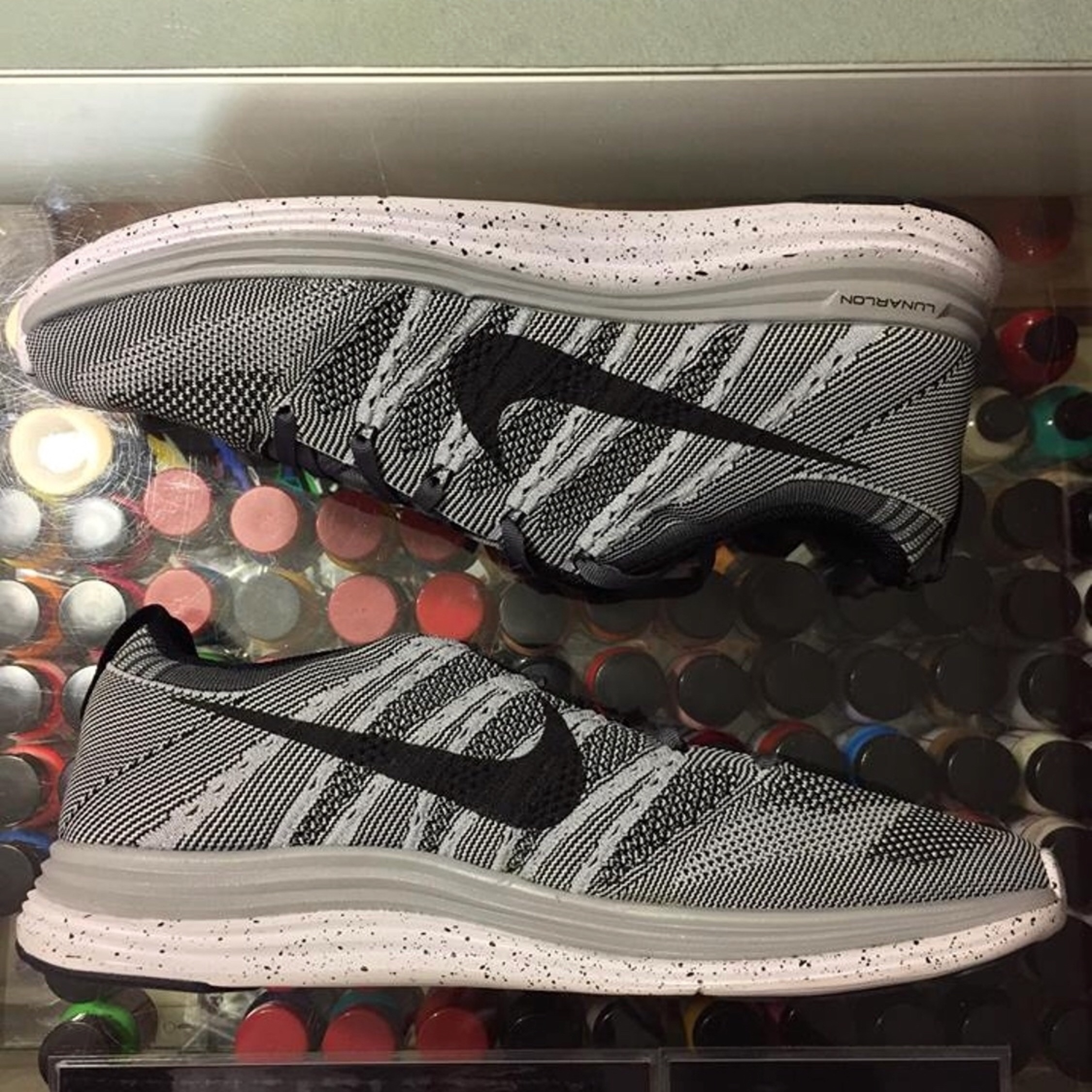 crazy price best deals on 2018 shoes Nike Flyknit One Wolf Grey Sneakers 10.5