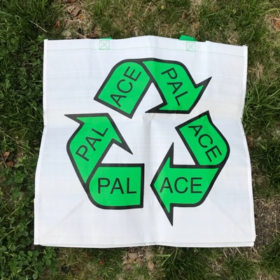 Palace Shopping Bag Large