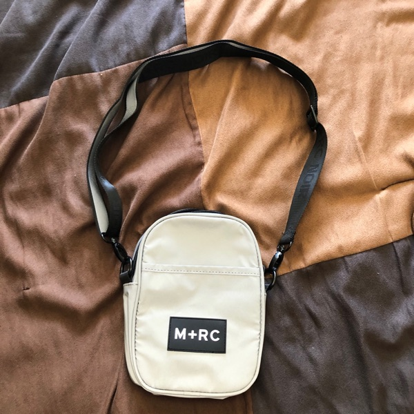 M+Rc Noir Side Bag