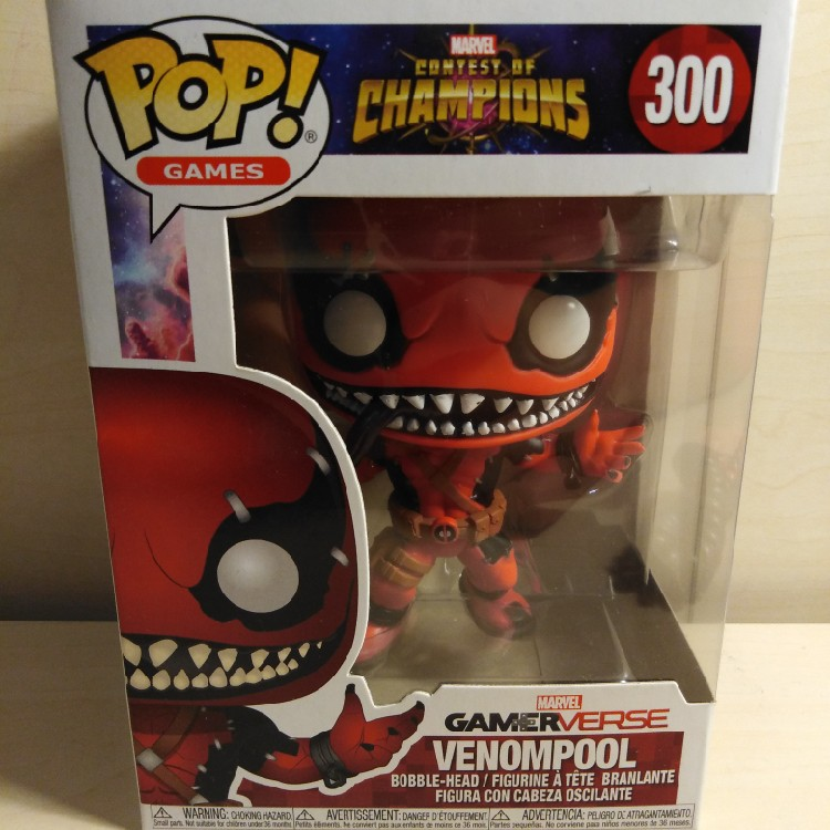 Head Venompool Funko Bobble Venompool Pop Bobble Funko Venompool Pop Head Funko KF1Jcl