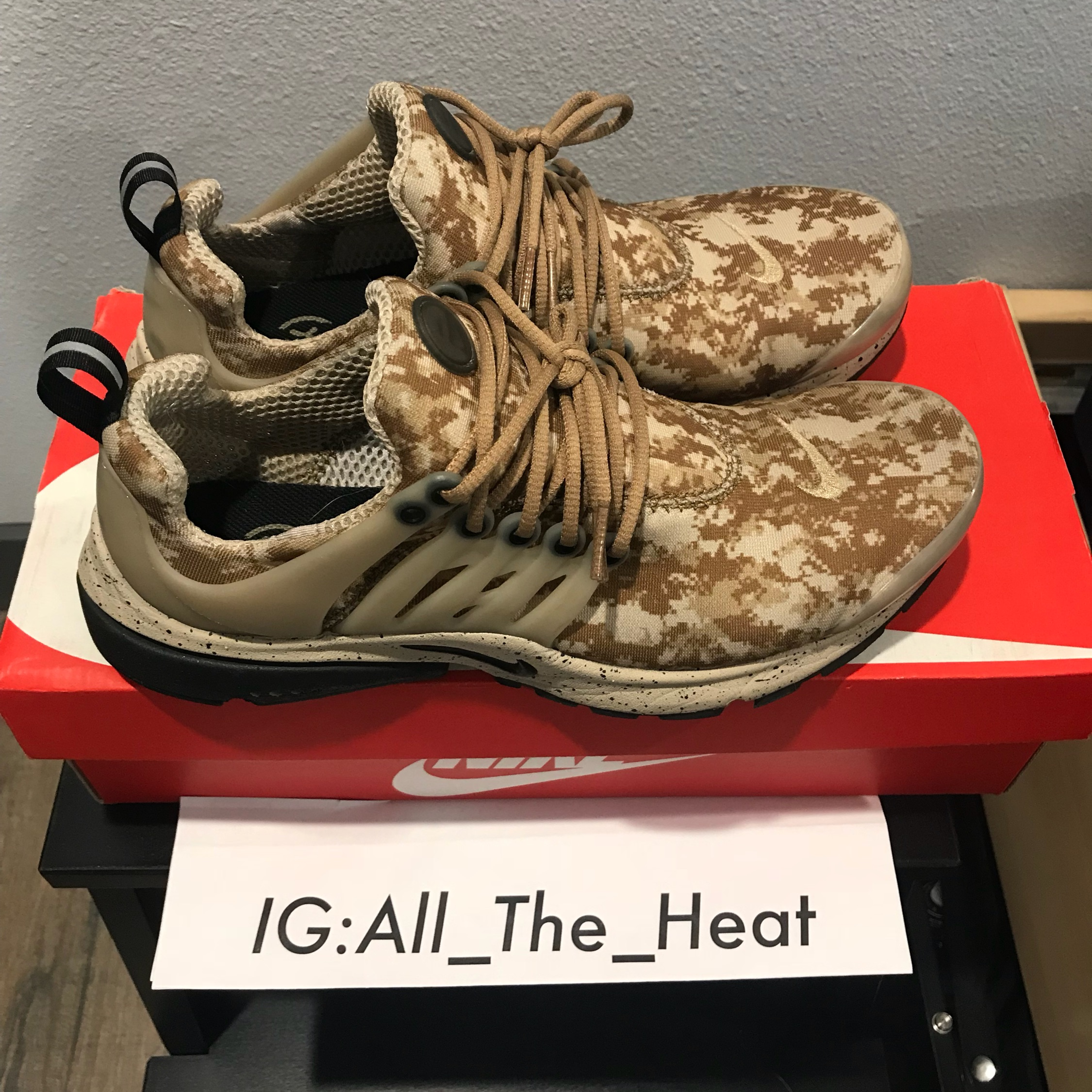 separation shoes 09e15 33026 Nike Air Presto Gpx Digi Camo Xs