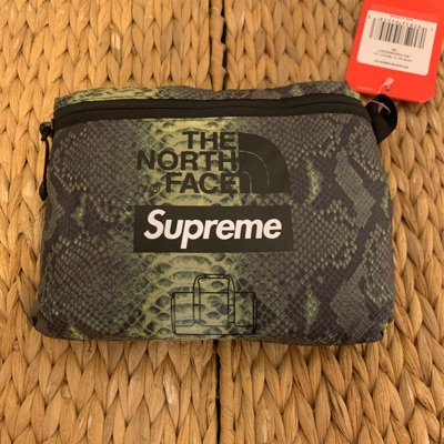 Supreme The North Face Flyweight Duffle Bag