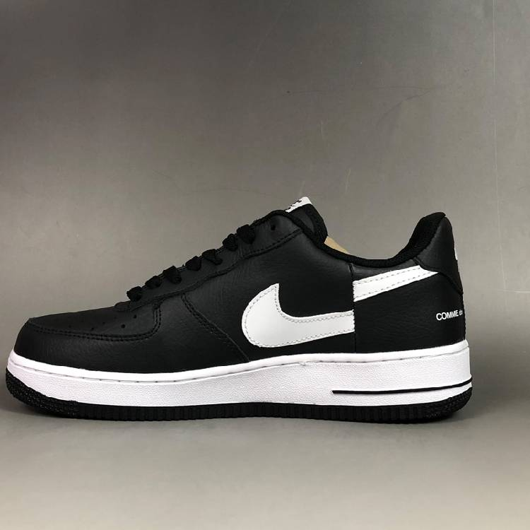 quality design a625b 7e86b Supreme x cdg x Nike air force 1 low