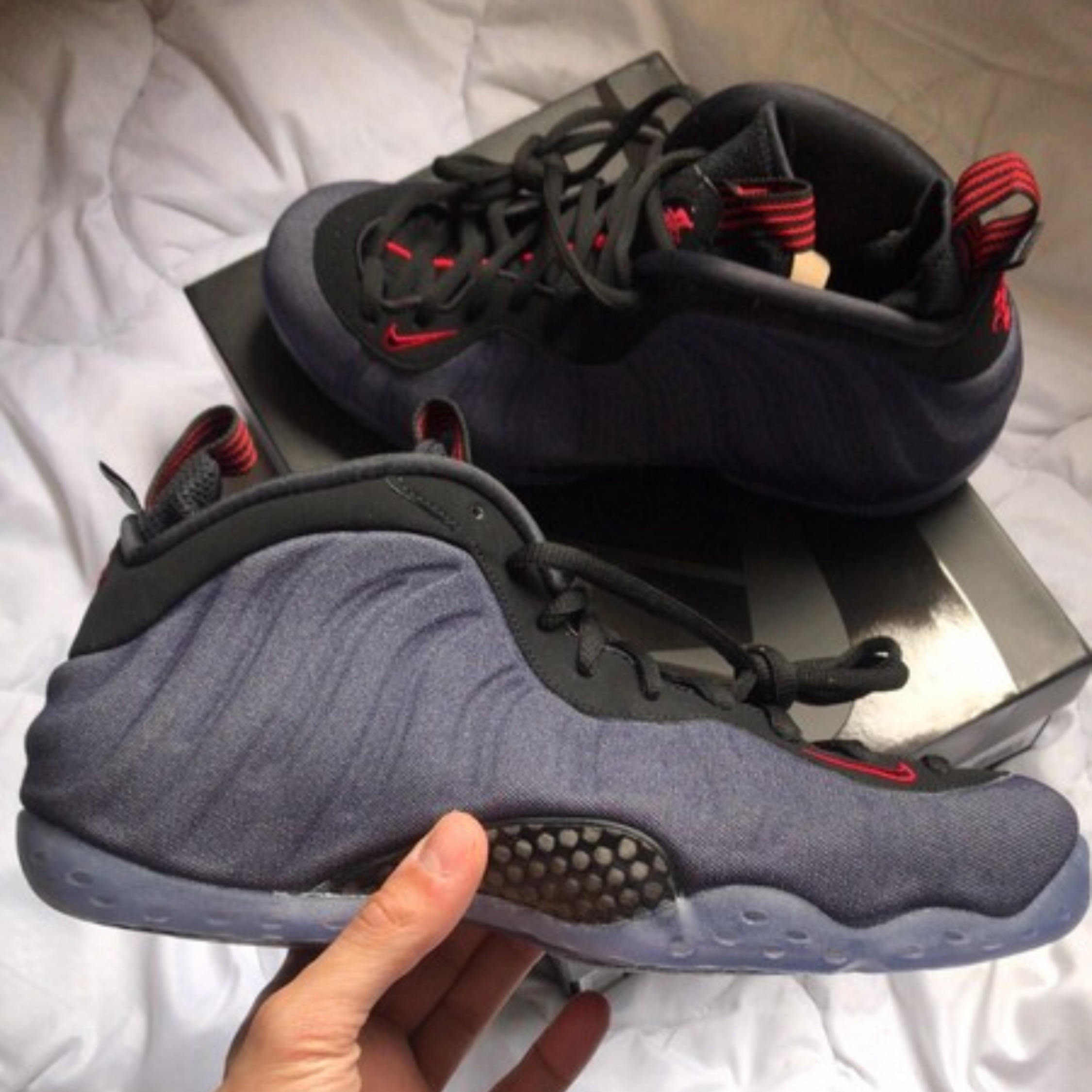 separation shoes d5017 23ab0 Nike Foamposite One