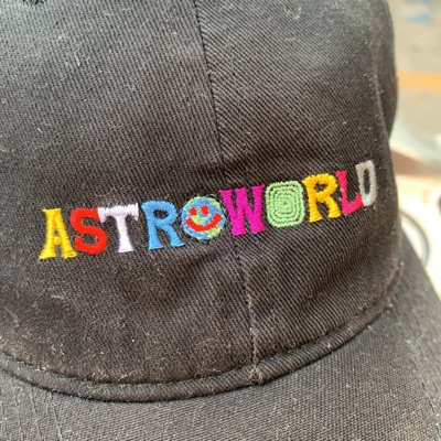 Astroworld Travis Scott Cap