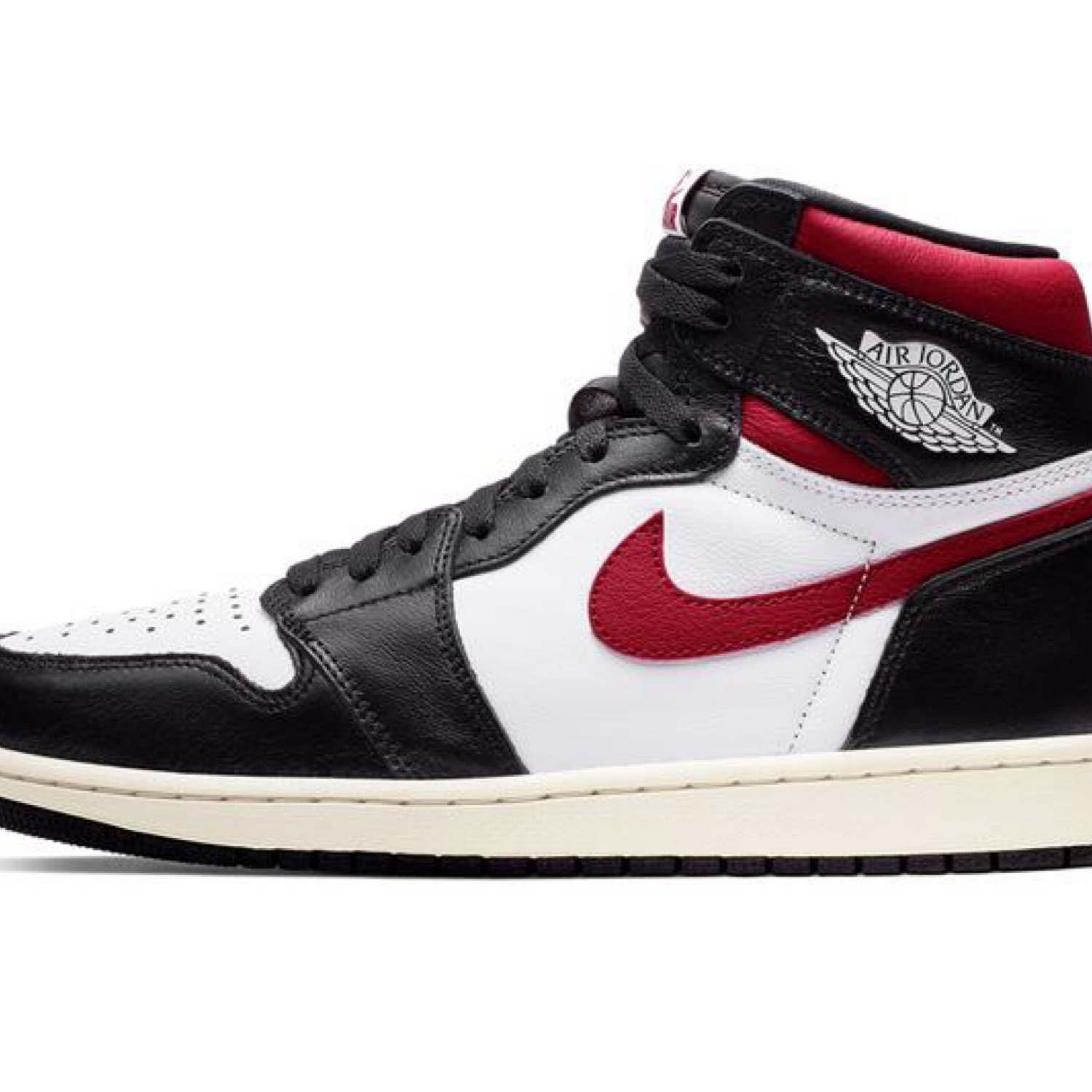 Air Jordan 1 Gym Red In Hand Size 9