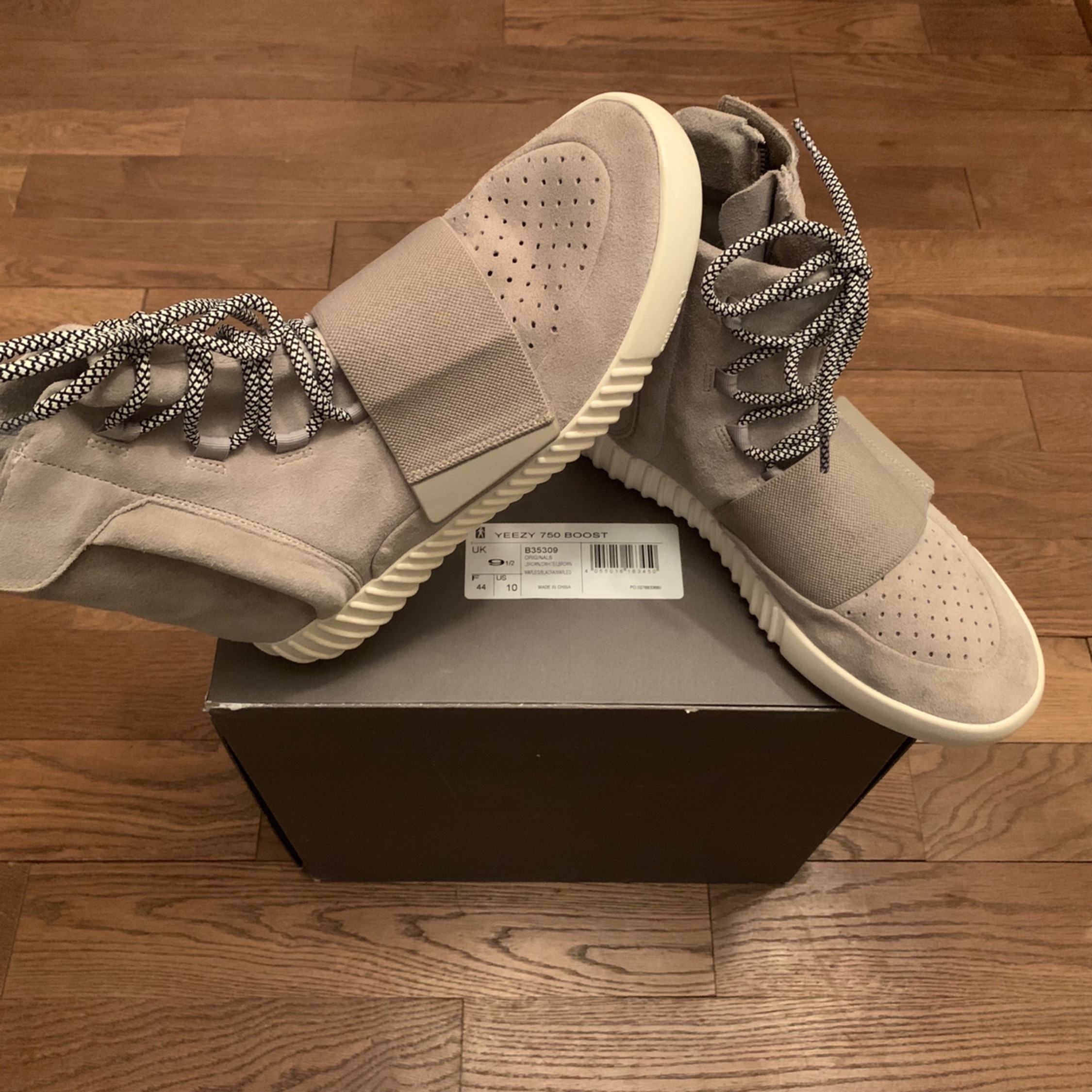 724f1233a Yezzy 750 Boost.  999. US 10.5