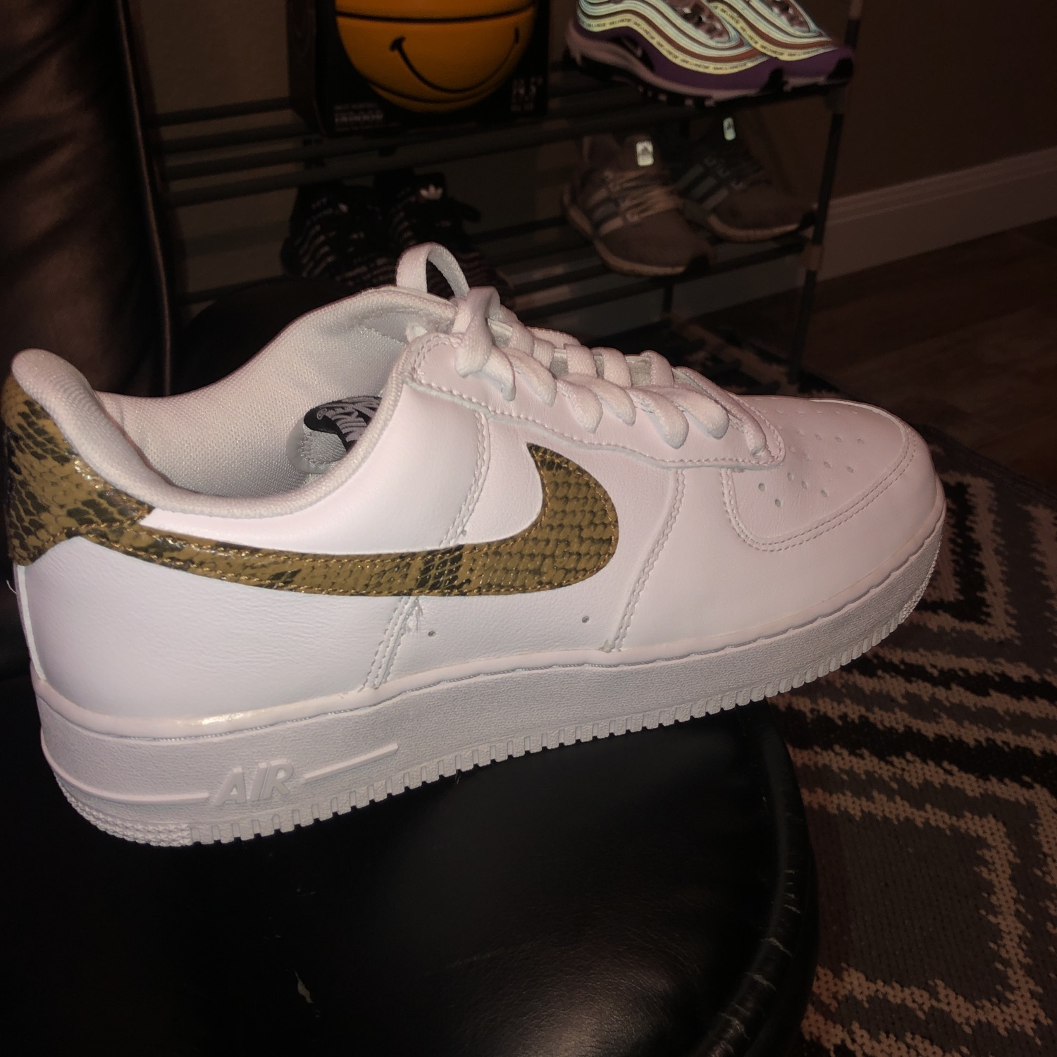 Nike One Force Snake Ivory Air f7bgvY6y