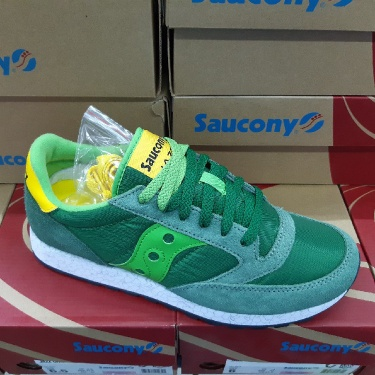 SAUCONY JAZZ ORIGINAL Art. S2044-517 Colore verde