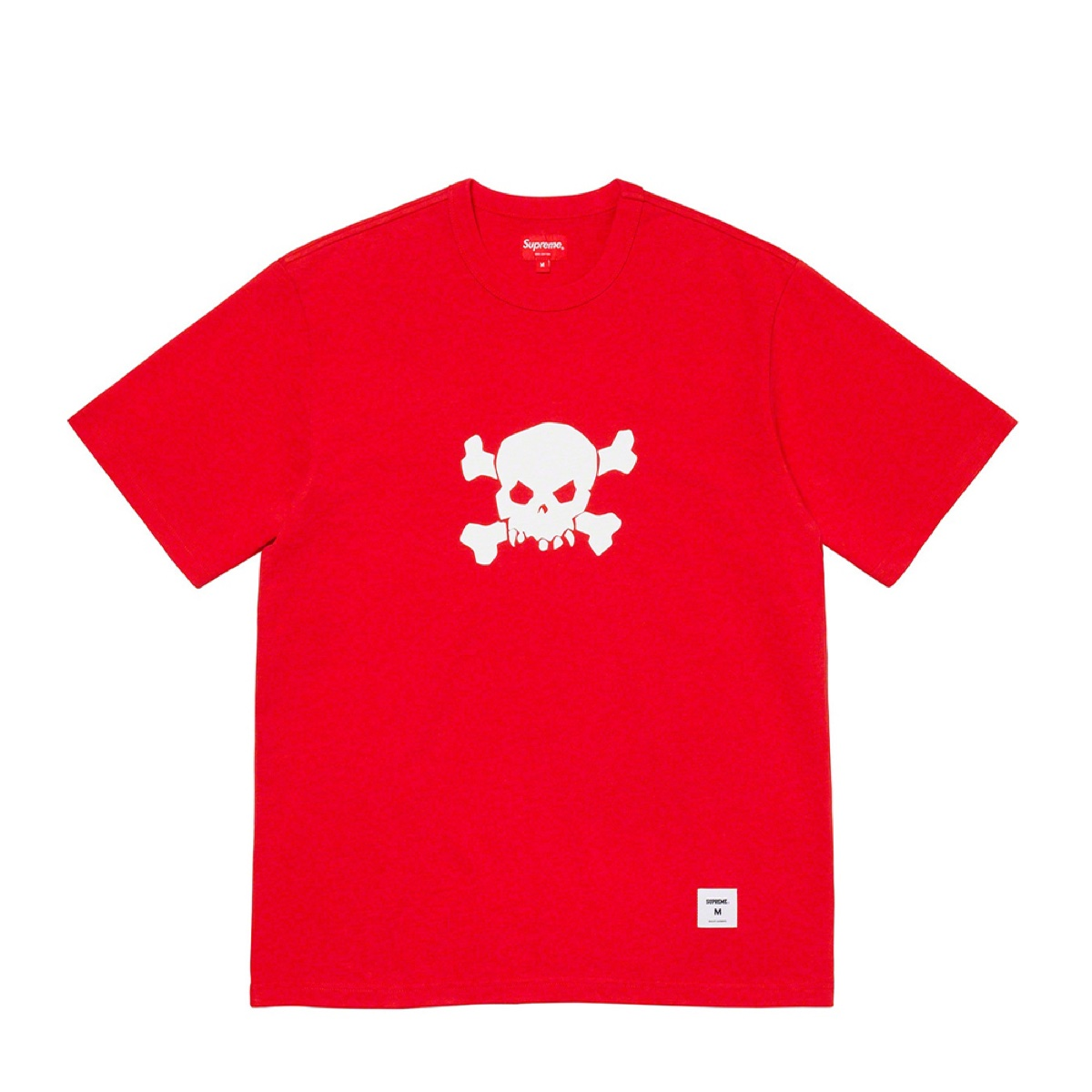 Supreme Skull SS Top Red