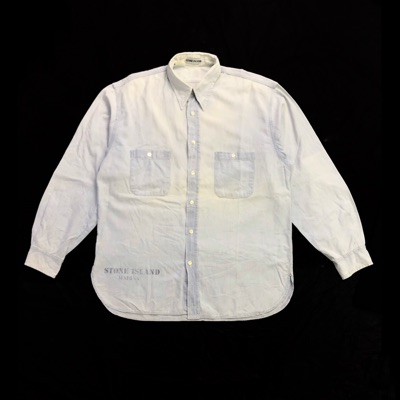 Stone Island Denim Shirt