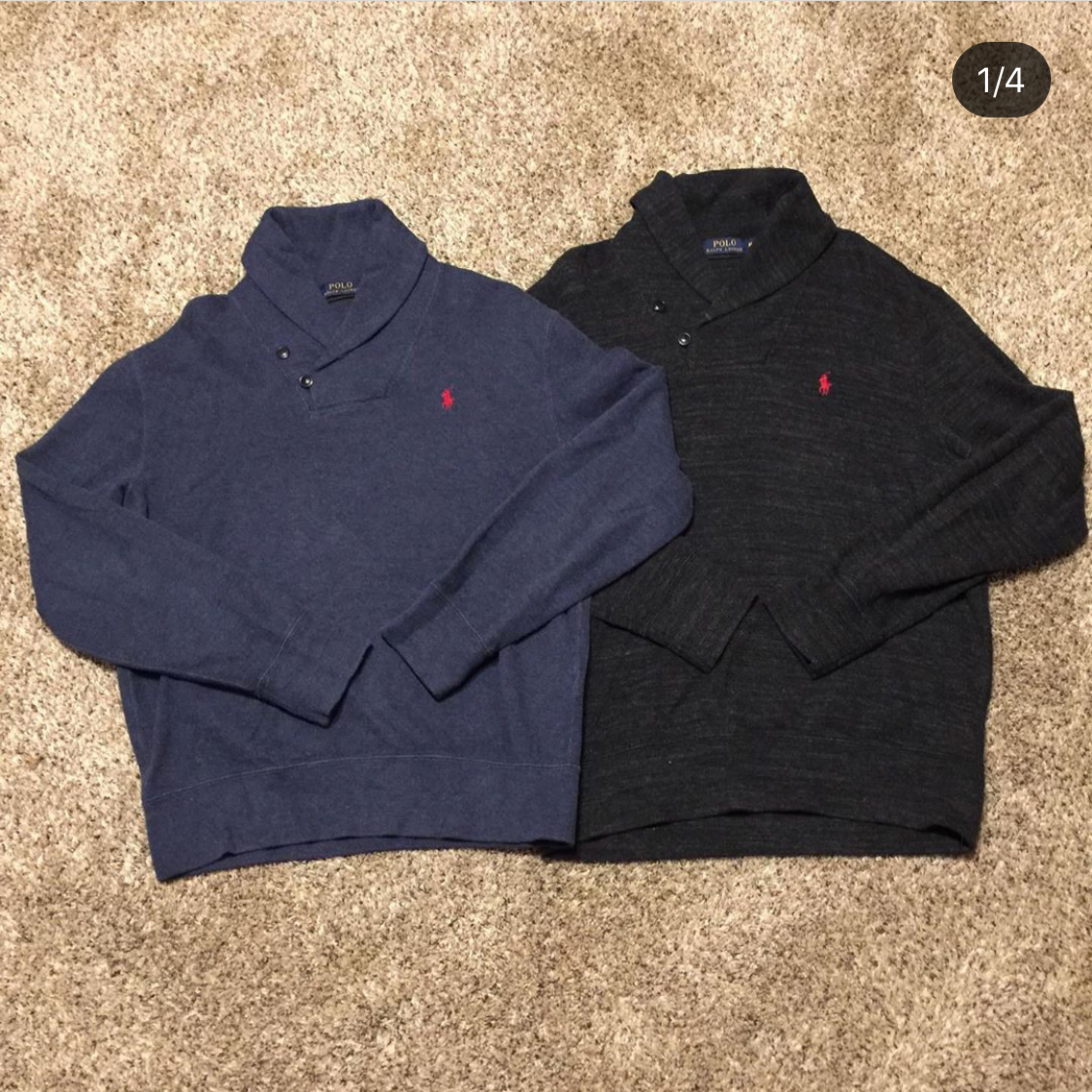 Knit Sweater Ralph Polo Bundle Lauren WHYDIE29