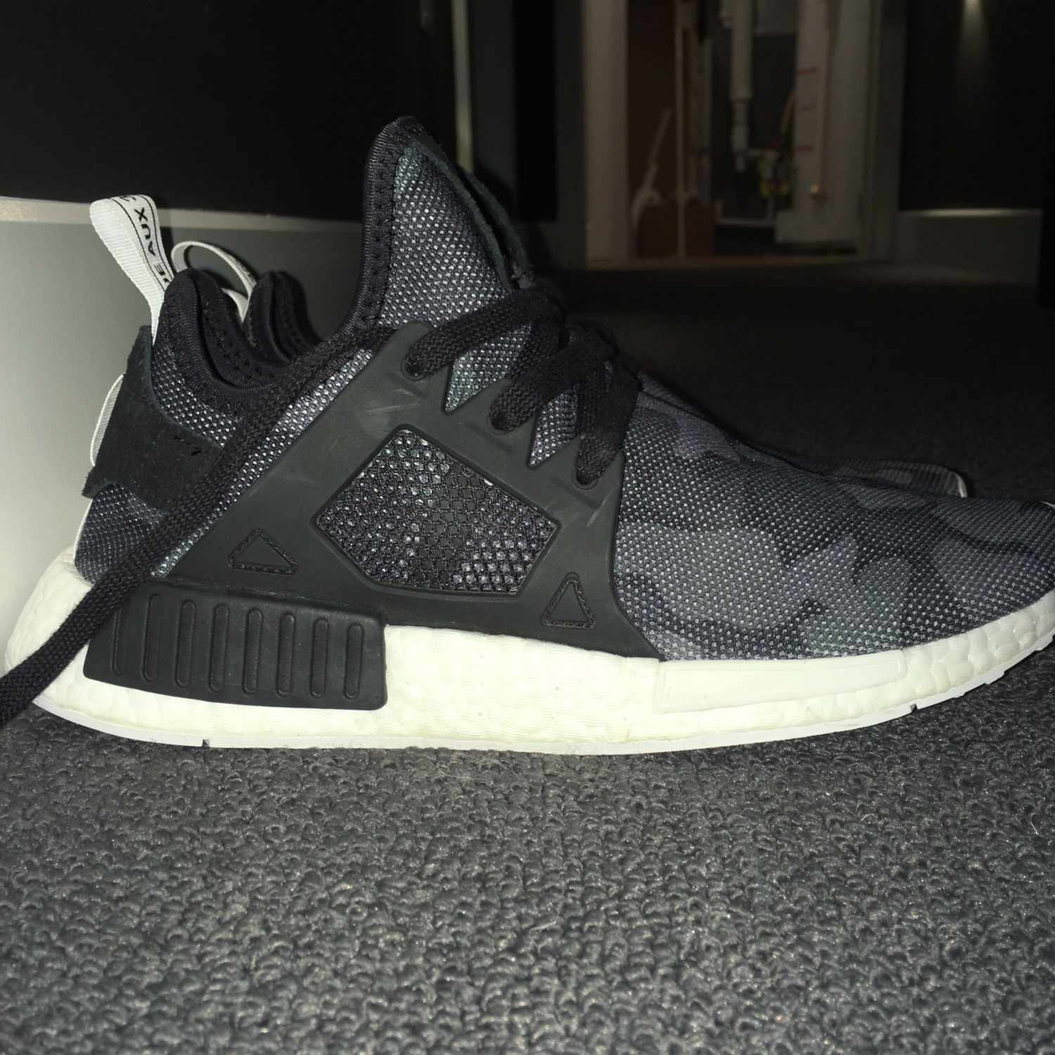 brand new ed0cc 5cd12 Nmd Xr1 Duck Camo (Black) Can Price Negotiable