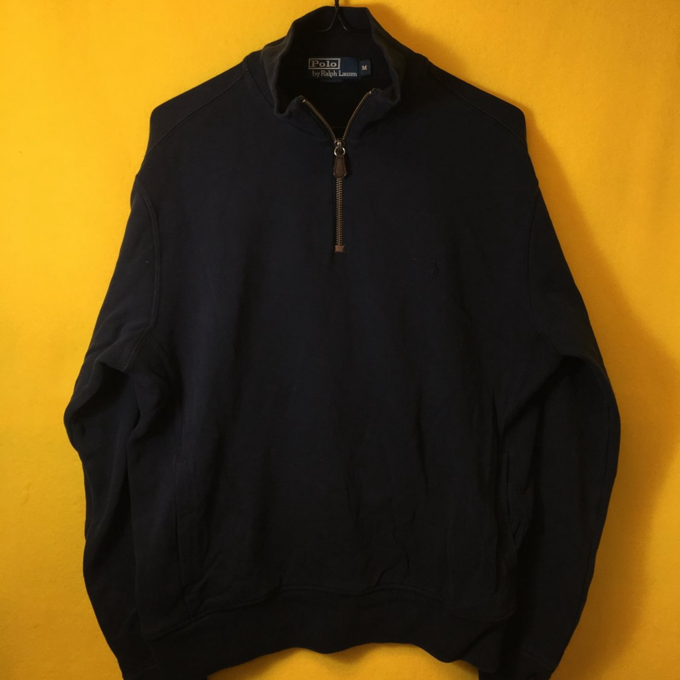 Ralph Vintage Quarter Sweater Zip Lauren Polo CedoBx
