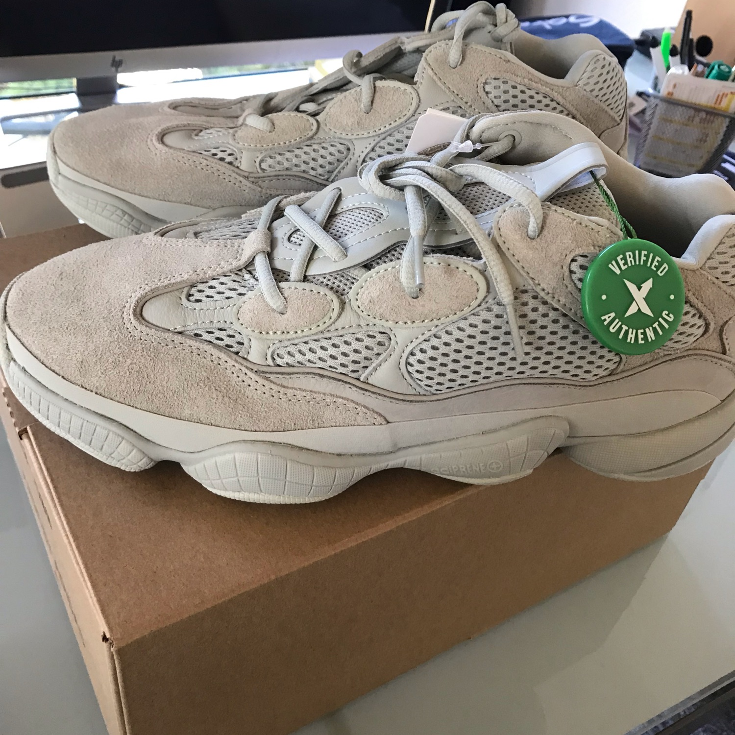 wholesale dealer ecc21 f46b8 Yeezy 500 Salt Us 11