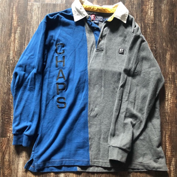 Vintage Chaps Ralph Lauren Rugby Polo
