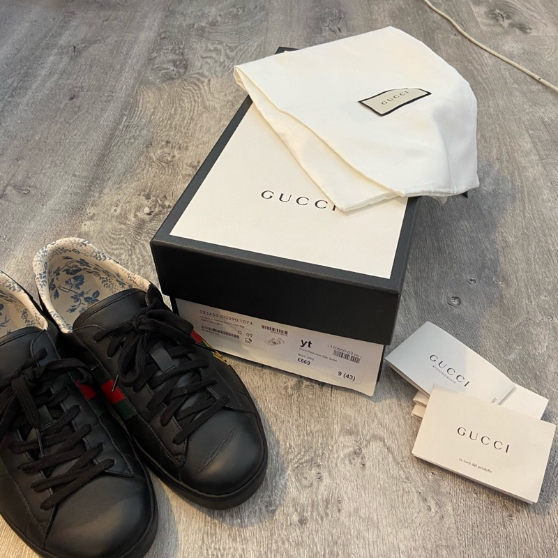 Gucci Ace (GUCCY) Open To Offers
