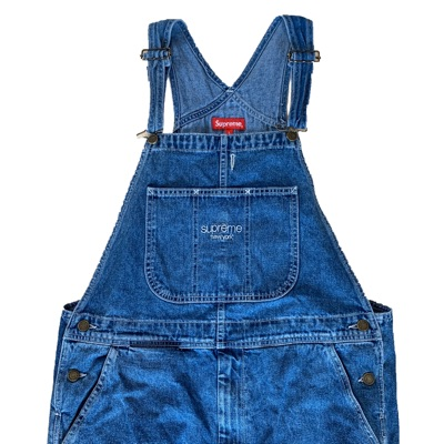 Supreme Dungarees London Denim