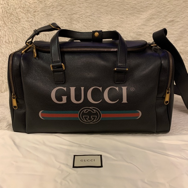 Gucci Bag Carry-On Duffle