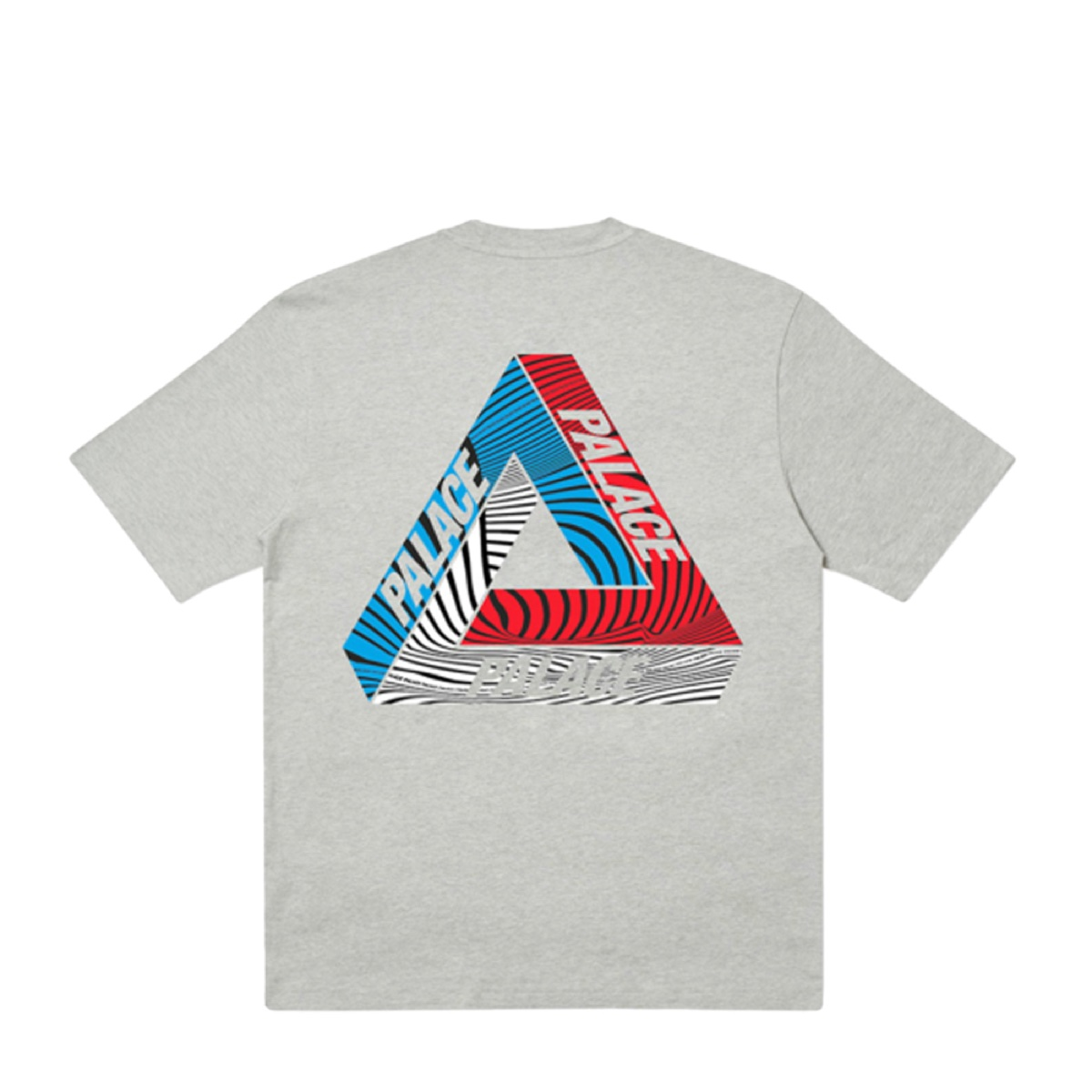 Palace Tri-Tex T-Shirt Grey