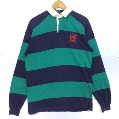 Vintage!!! Polo Ralph Lauren Big Logo Embroided