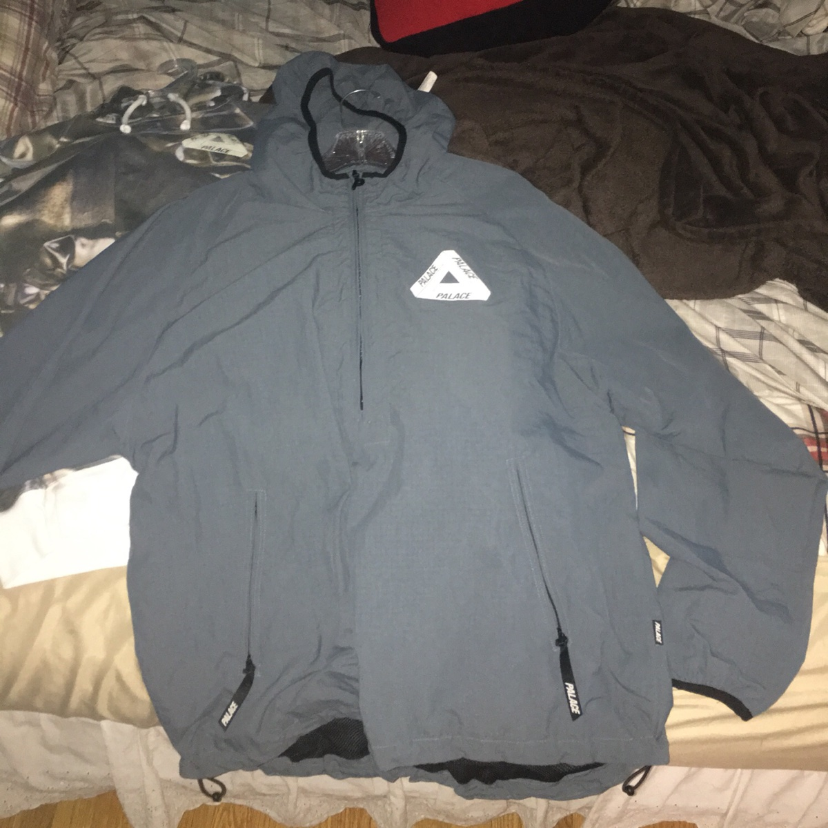 Palace Cripstop Shell Top