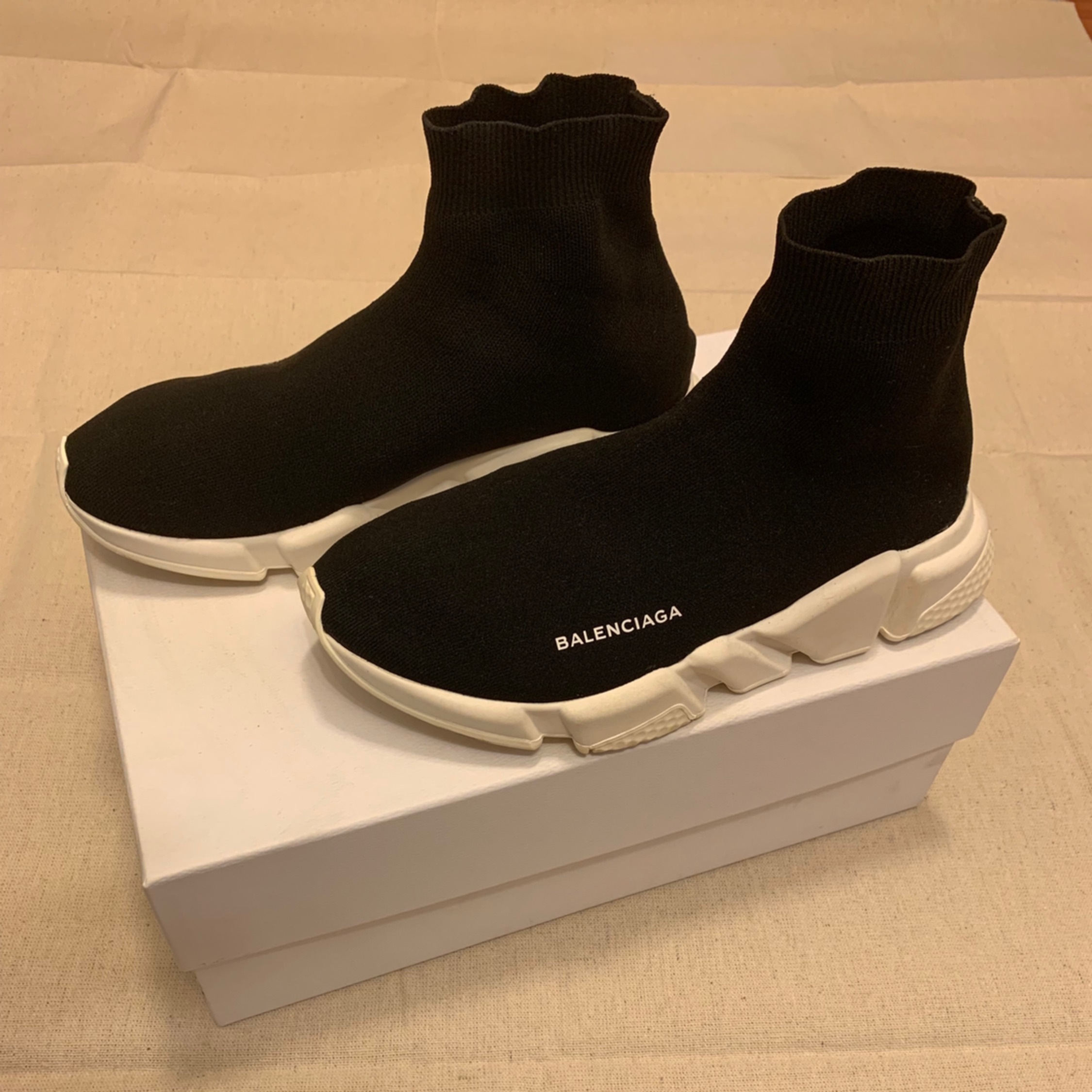 balenciaga speed trainers used reduced