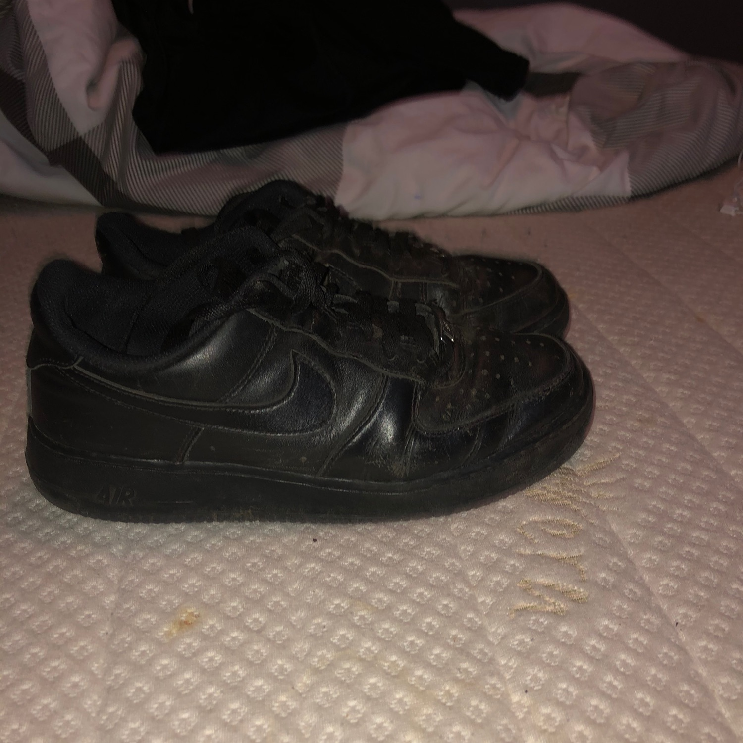 Air Force 1 Black Size 8