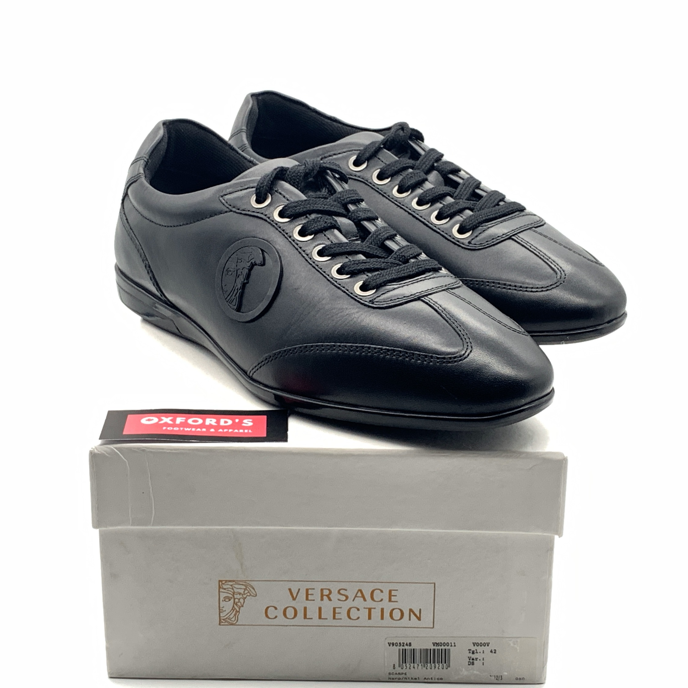 sneakers versace collection