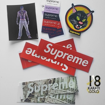 Supreme - Stickers Pack Or Each SS 2020 (WEEK 1)