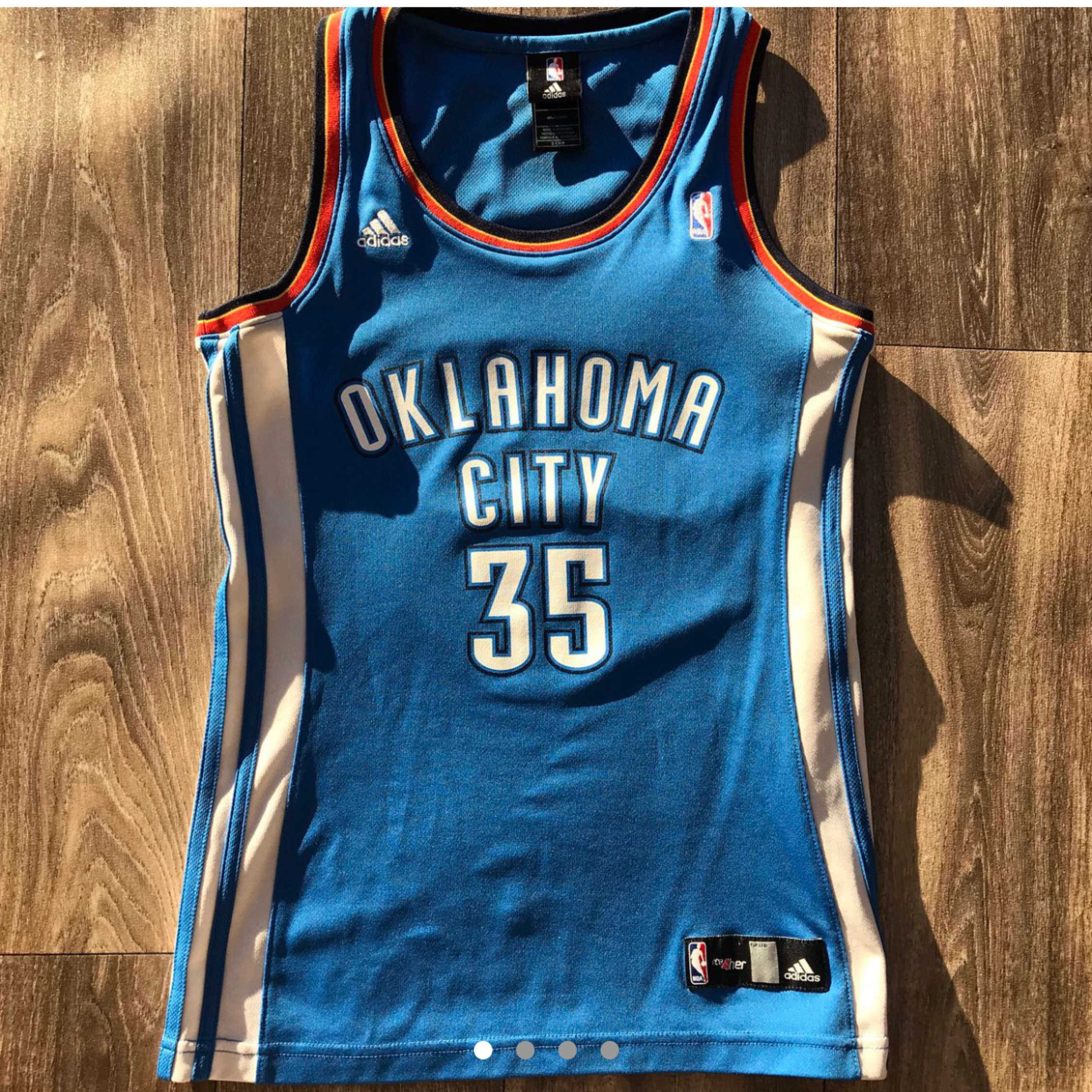 quality design b488d df990 Adidas Kevin Durant Jersey