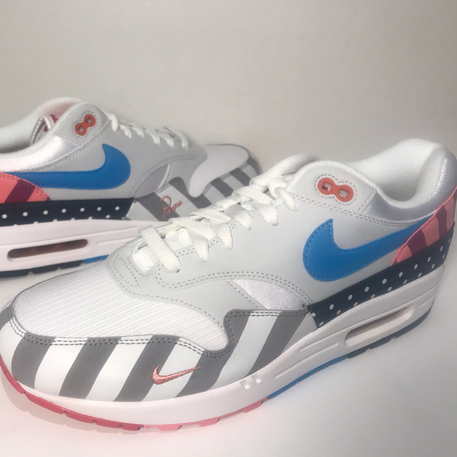 best loved 522a7 b72dc Nike Air Max 1 Parra Ds Size 11 Us