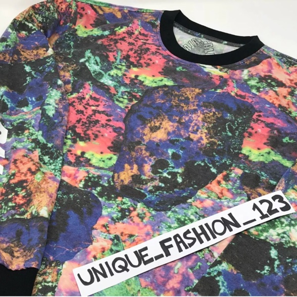 Palace Floral Longsleeve Tee Large New