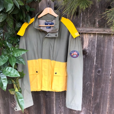 Vintage 90S Polo Sport Jacket