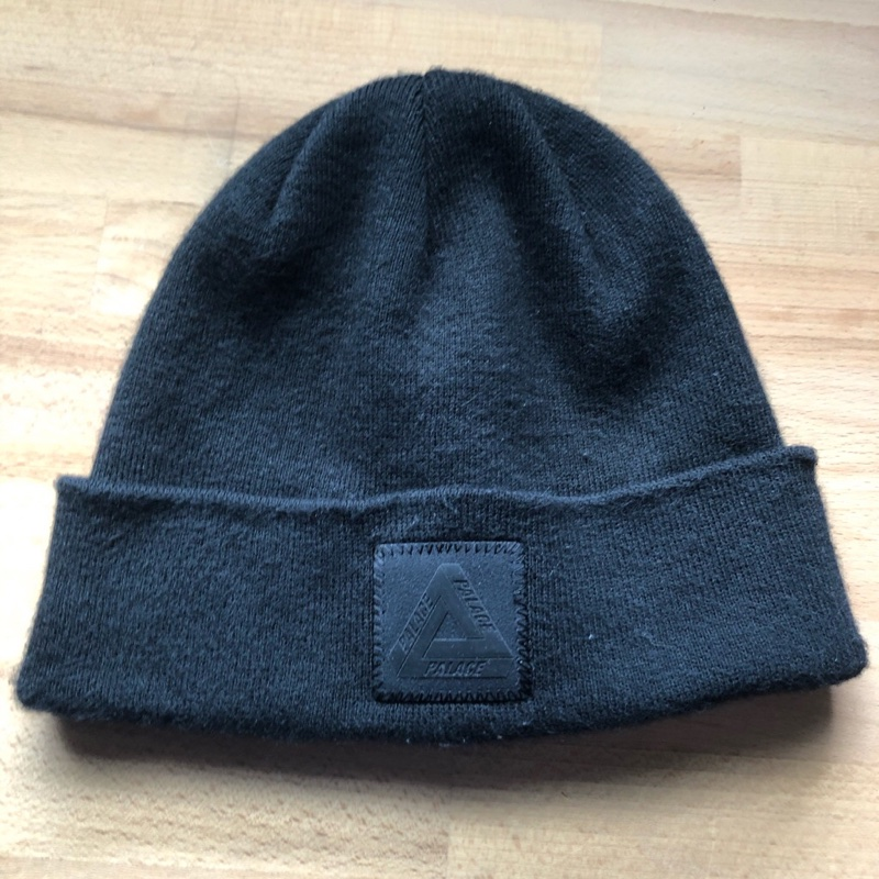 Palace Maximum Beanie Black