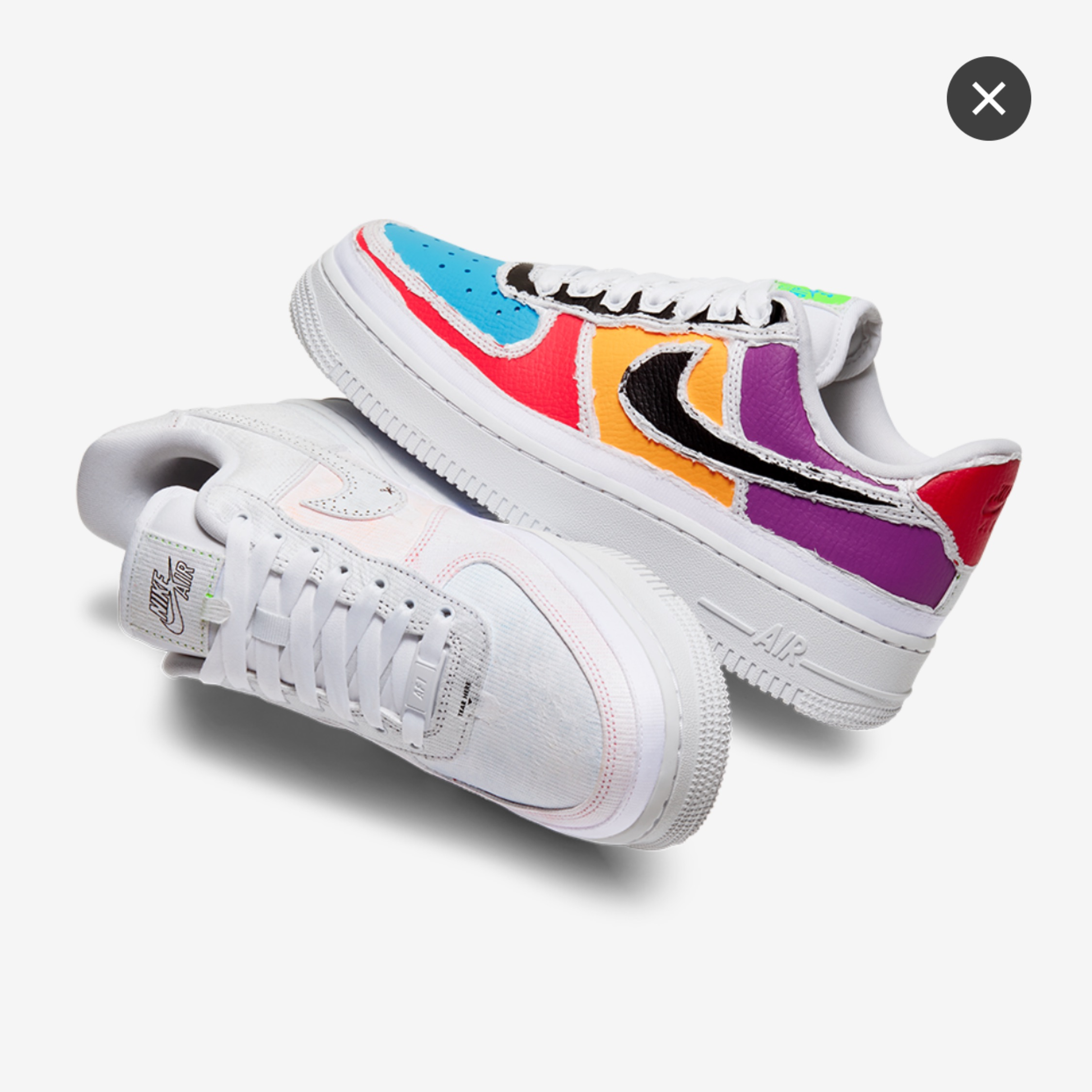 supporto air force 1