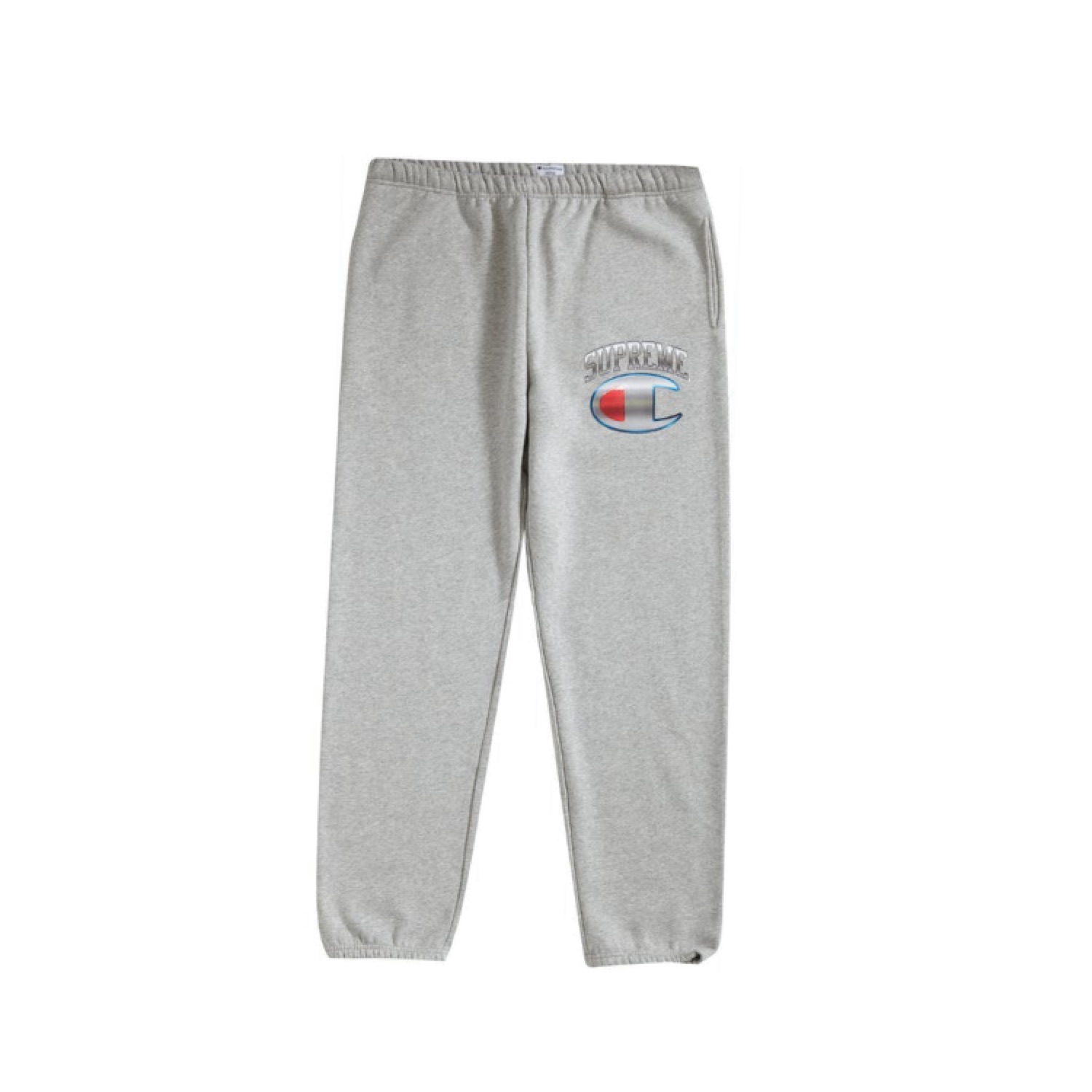 Supreme Champion Sweatpant Ash Grey
