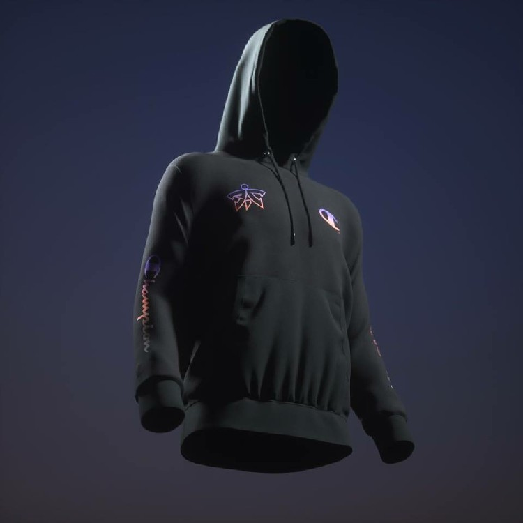 special sales utterly stylish the best FNATIC X CHAMPION WORLDS 2018 HOODIE (NEED GONE FAST)