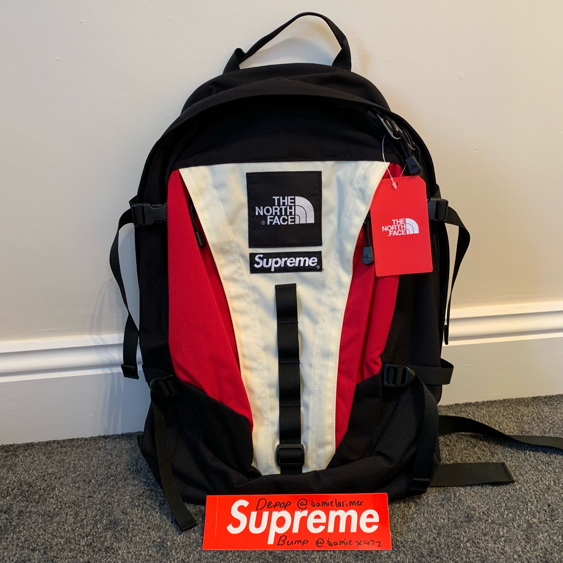f88888f31 Supreme / The North Face Expedition Backpack