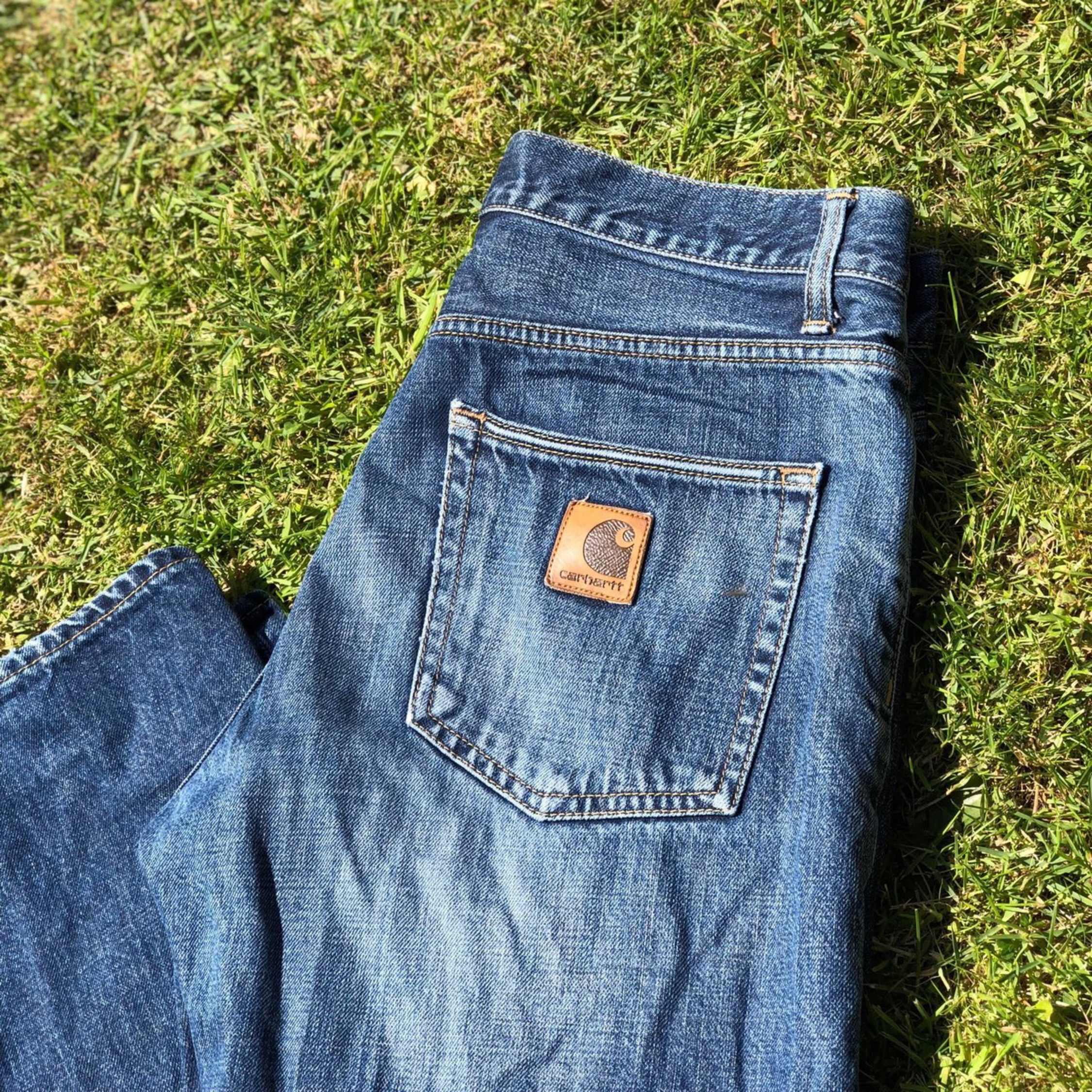 Y2K Carhartt Jeans Labelled Size 36X32