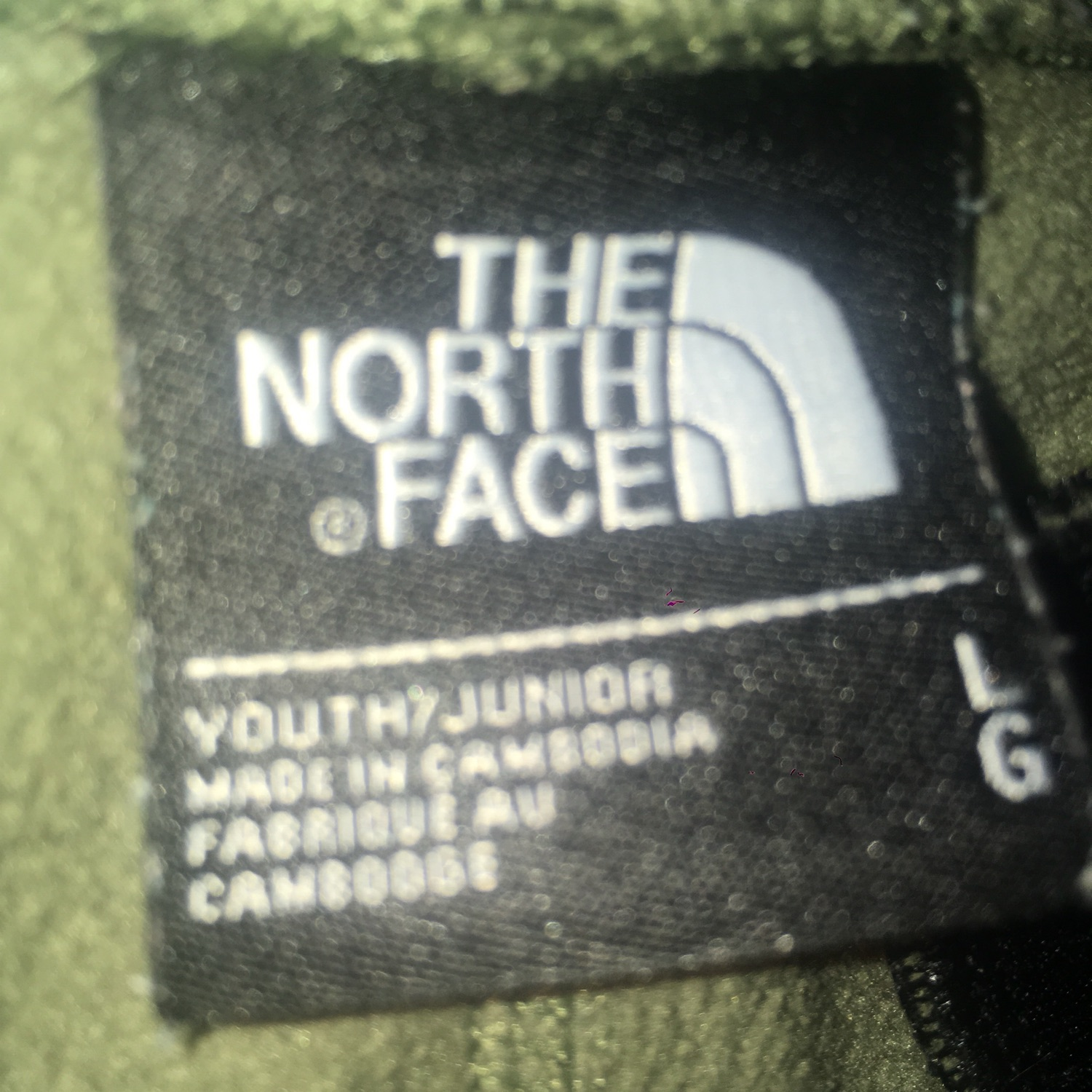 North Face Bottoms
