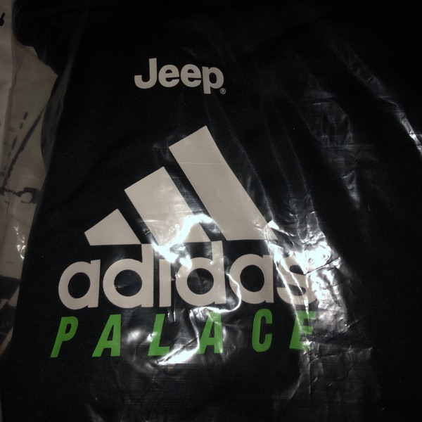 Juventus X Palace Warm Up Top