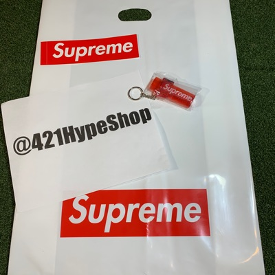 Supreme Waterproof Lighter Keychain Case