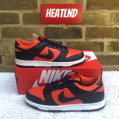 Nike Dunk Low Champ Colours