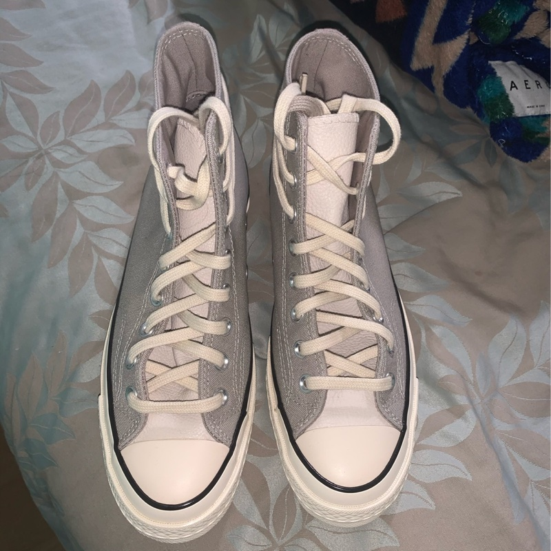 Fear of God Converse Grey