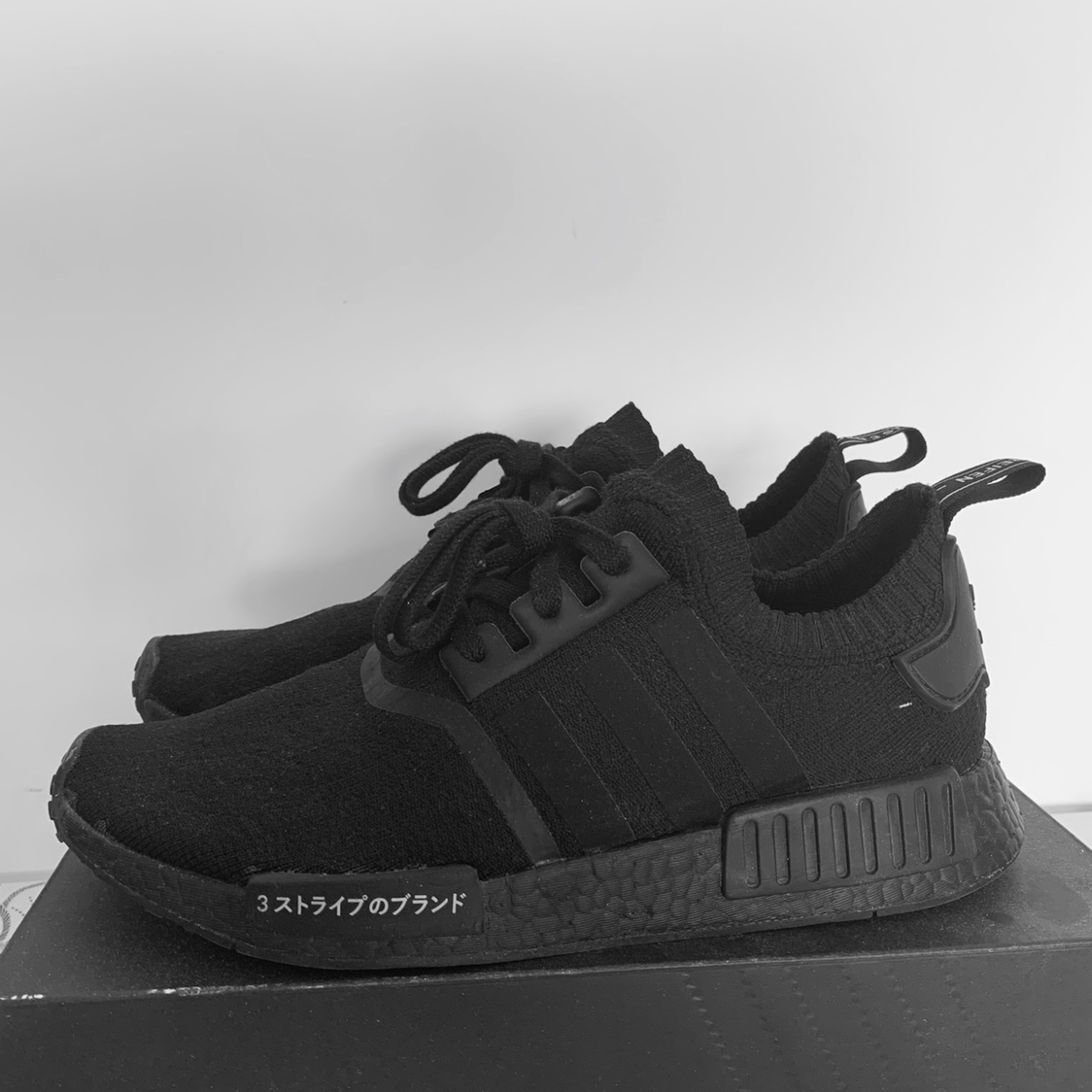 Adidas Nmd R1 Japan Pack Black 2019 Off 70 Www Skolanlar Nu