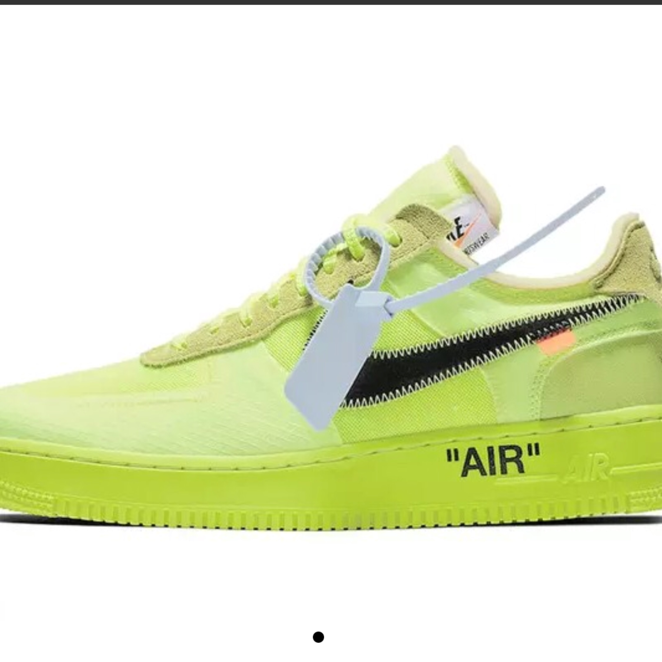 good service autumn shoes save up to 80% The Ten : Nike Air Force 1 Low X Virgil Abloh