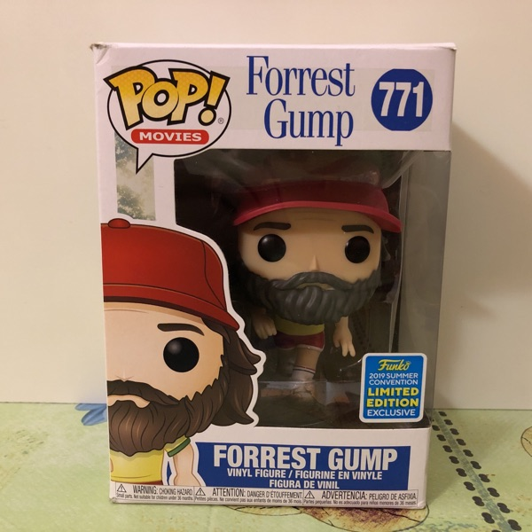 Funko Pop Forrest Gump Limited Edition 771