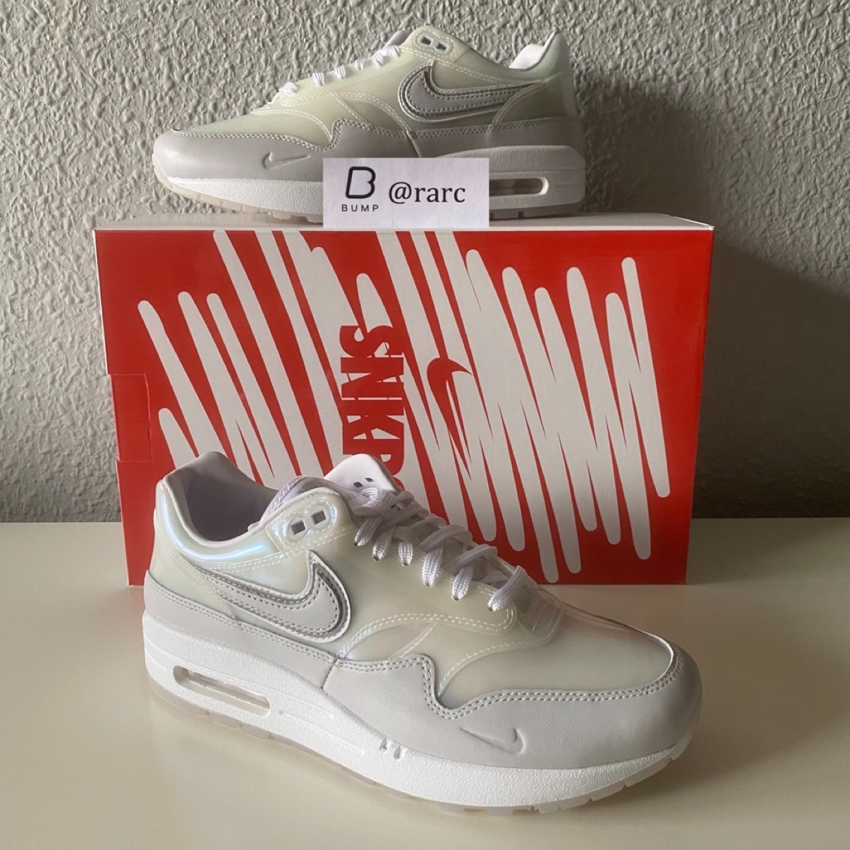 Nike Air Max SNKRS Day White